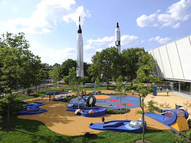New York Hall Of Science Playground image